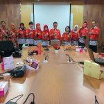 Foto Bersama acara Webinar Pengwil Jateng INI