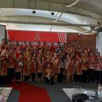 Foto bersama Kapengda INI dan Jajaran Pengwil Jateng INI