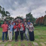 Pengwil Jawa Tengah INI Foto bersama usai acara Raker