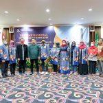 Panitia Seminar Pengwil Jawa Tengah INI Foto Bersama
