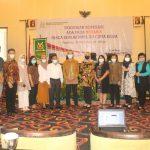 Peserta Seminar Pengda Kota Semarang INI Fotobersama