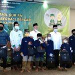 Pengurus Wilayah IPPAT Jawa Tengah Berbagi Dengan Anak Yatim