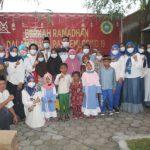 PengdaKabupatenKendal INI -IPPAT foto bersama Anak Yatim Piatu dari Kelurahan Bandengan