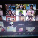 Peserta Webinar Sharing For Caring' VAKSIN SEPUTAR MITOS & FAKTA ILMIAH' Yang Digelar PP IPPAT Pada Kamis (22/7/2021)