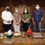 Ketua Pengurus Wilayah Jawa Tengah INI, Dr. WidhiHandoko,SH,SpN Menerima Kunjungan Dari Pihak PT.Bank Mandiri (Tbk). Jawa Tengah Pada Jum;at (16/7/2021) Di Semarang