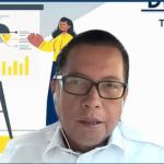 Sekretaris Jenderal Kementerian ATR/BPN RI, Himawan Arief Sugoto