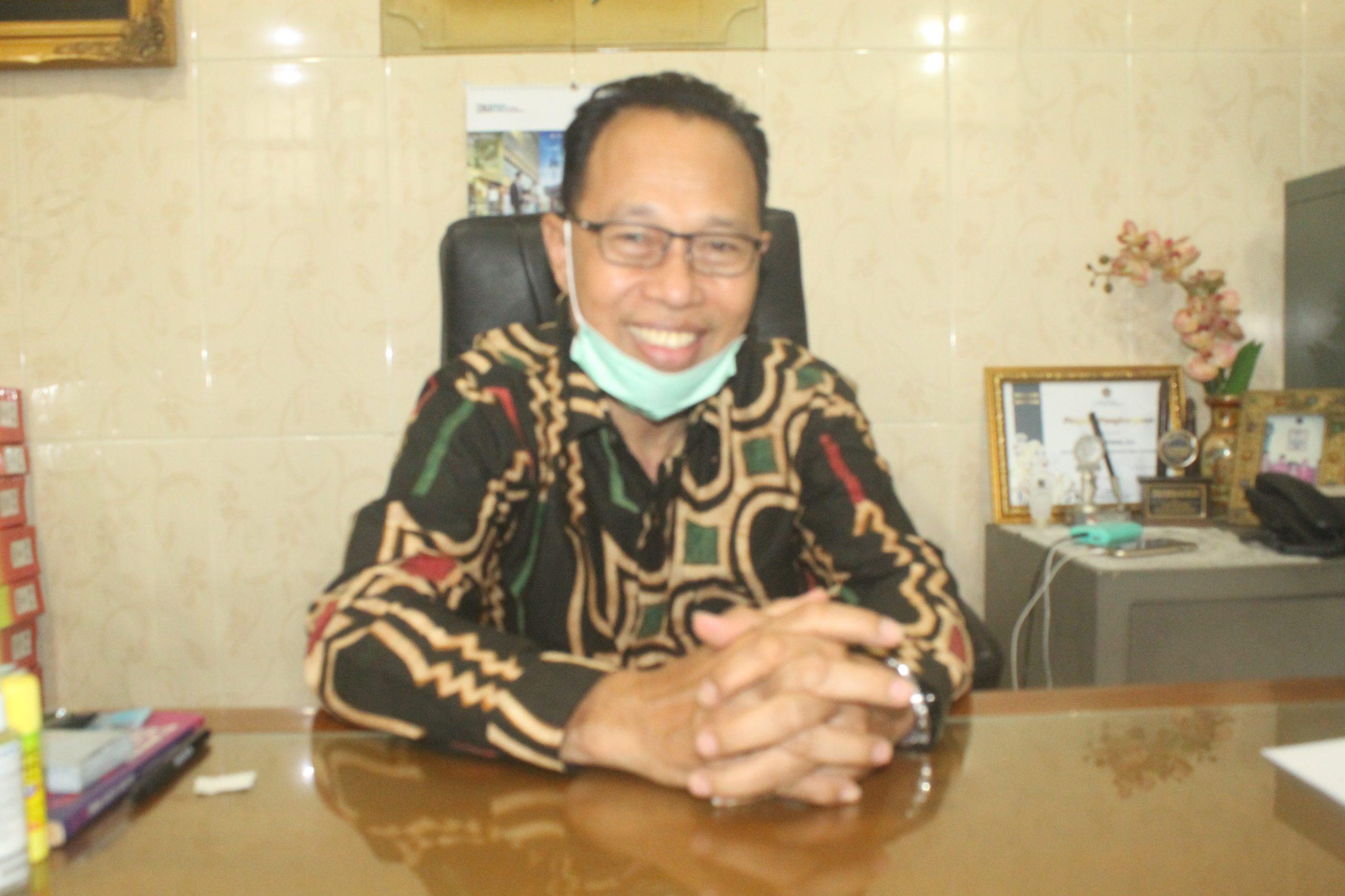 Haji Imam Supingi,SH. Salah Seorang Tokoh Senior Notaris-PPAT Di Jawa Tengah dan mantan Ketua Pengda Kedu Selatan Ikatan Notaris Indonesia