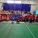 Foto Bersama Jajaran Pengwil Jawa Tengah INI Dengan Peserta PORSENI dari Pengda-pengda INI Se-Jawa Tengah