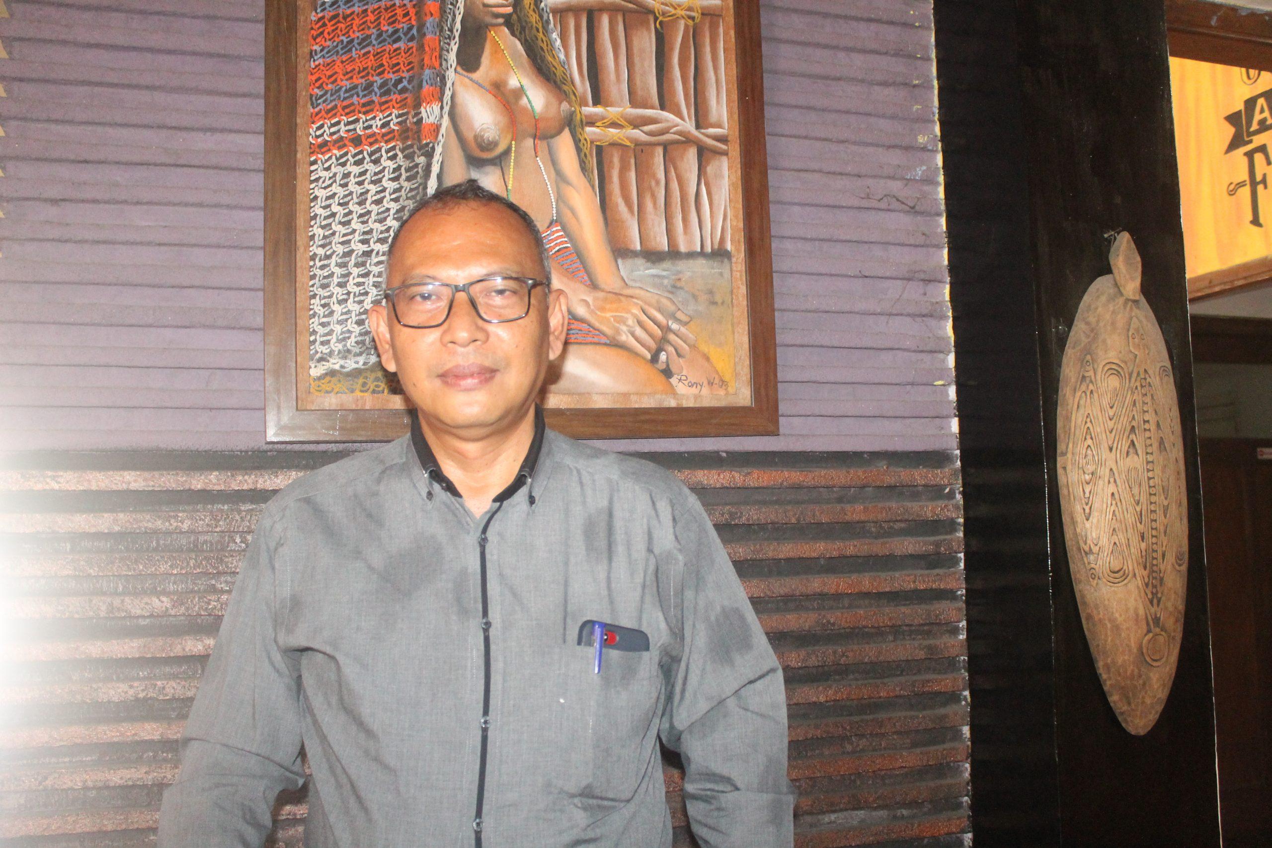 R. Giardi Suharjanto,SH,M.Kn, Ketua Pengda IPPAT Kabupaten Magelang